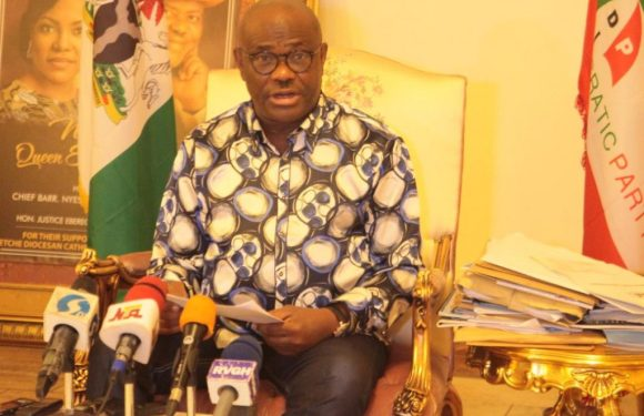 Rivers rerun: Wike rejects sole administrator, insists on Governor for the state
