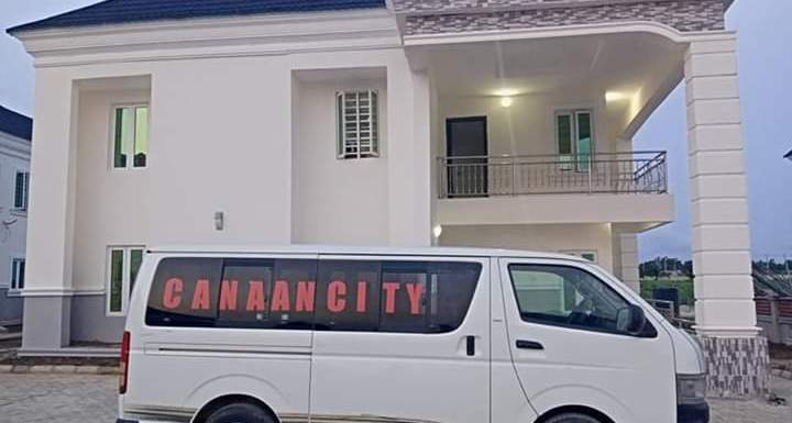 Winners Members Show Off Their Houses In Oyedepo's Canaancity