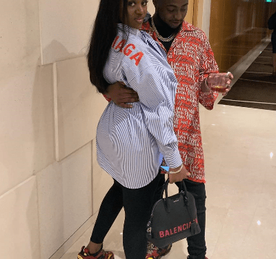 Davido Set To Marry Chioma, Visits Her Family For Introduction (Photos)