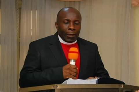 Behold, Pastor (Sen.) John James AkpanUdoedehe. Could this be real or Photoshop? (Pics)