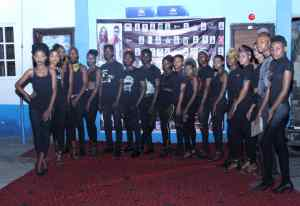 'Ekid Fashion Show' with Beauty Grace in Pictures 4