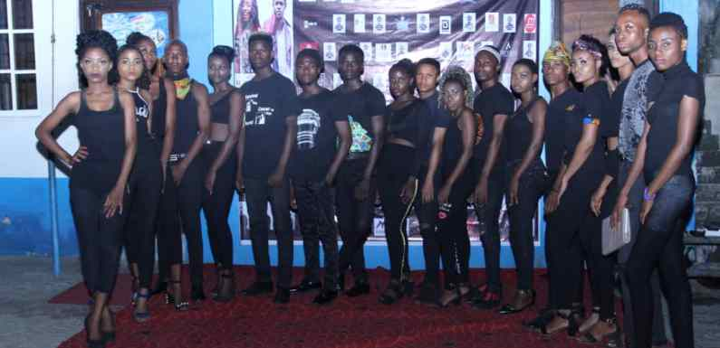'Ekid Fashion Show' with Beauty Grace in Pictures