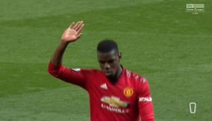 Paul Pogba apologises to Manchester United fans after defeat to Man City at Old Trafford
