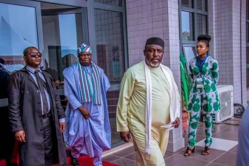 Okorocha Storms Federal High Court Abuja Over Certificate Of Return