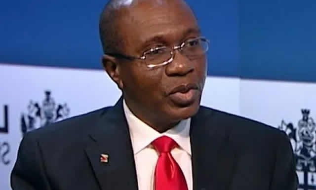 Buhari nominates CBN Governor, Godwin Emefiele for another term