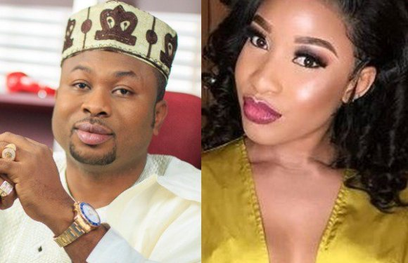 Why I said my ex-husband, Churchill is '40 seconds' man – Tonto Dikeh