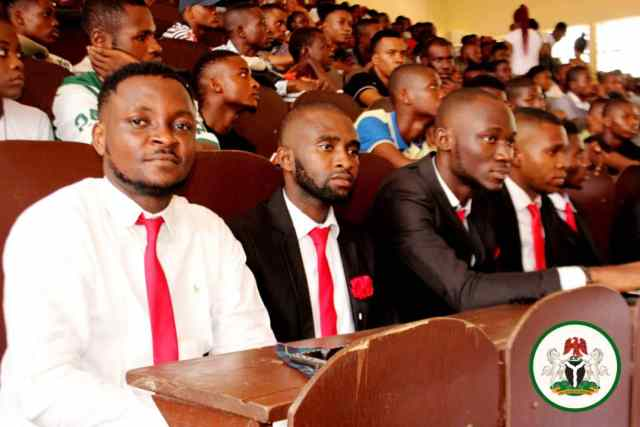 'Most Outstanding Youth' Award winner Emerges First Akwa Ibom President of Society Of Mechanical Engineering Students, Nekede branch