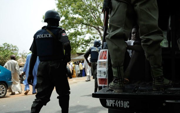 Police arrest four suspected kidnappers, demolish den in Nsit Ubium, Akwa Ibom