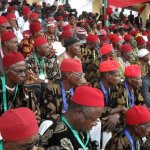 Ohanaeze raises alarm over fake group, thanks Buhari on Emefiele
