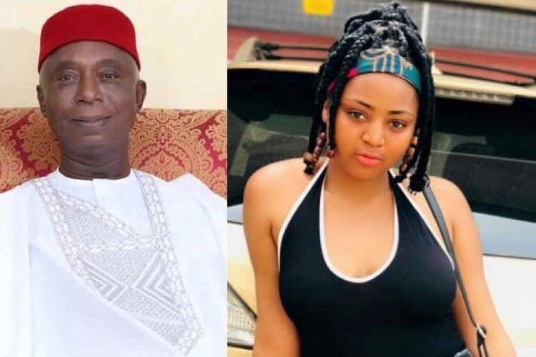 I love him so much – Regina Daniels confirms marriage to Ned Nwoko