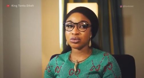 Video: Tonto Dikeh opens up on ex-husband Churchill