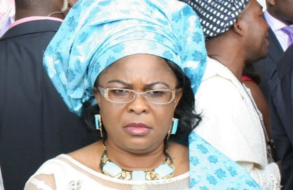 Patience Jonathan vs FG: What happened in court on Wednesday