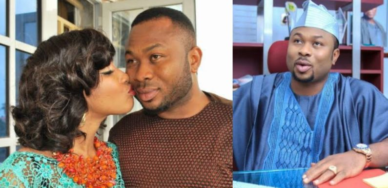 Olakunle Churchill reacts to allegations levelled by Tonto Dikeh, Ruggedman, Terry G shows support