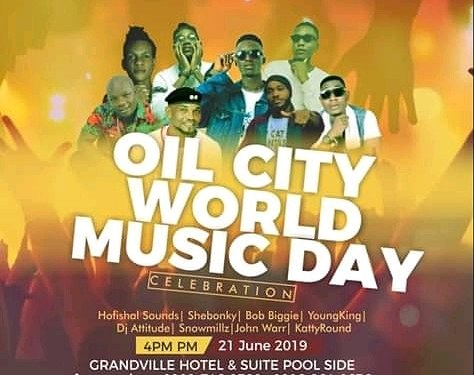 World Music Day in Akwa Ibom to hold in 3 different Locations (Details)