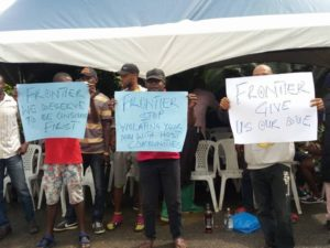 Akwa Ibom Communities Protest against Frontier Oil, demands implementation of MOU