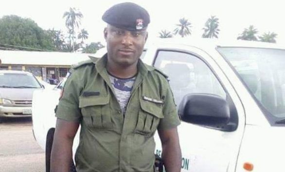 Sergeant Collins Akpugo Declared Wanted By Abia Police Over Death Of 21-year-old