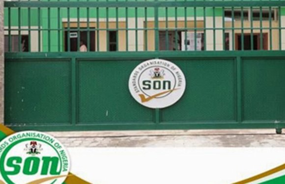 SON seizes N200 million substandard aluminum roofing sheets from companies in Uyo