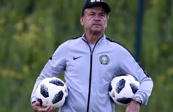 Nigeria vs Ukraine: Akpeyi dropped, Iheanacho returns as Rohr names 23-man squad [Full List]