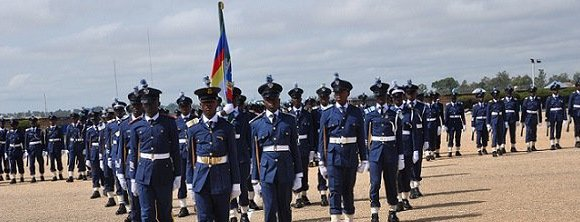 Nigerian Air Force speaks on recruitment, warns public