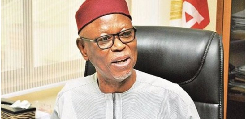 Edo election: Oyegun reveals why he didn't campaign for APC