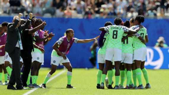 FIFA Women World Cup: France beats Norway, tops Nigeria's group