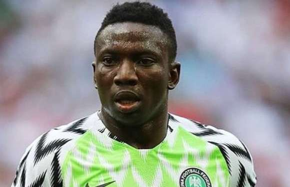 Why Etebo will not play with Mikel Obi at Stoke City this season
