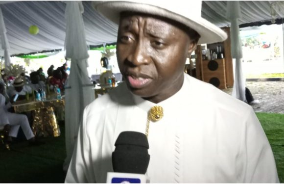 Bayelsa guber election: Oseke speaks on 'planning' to succeed Dickson