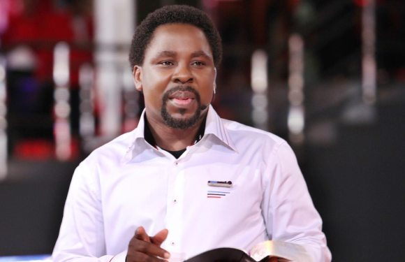 Synagogue Church of All Nations reacts to rape allegation against T.B Joshua with evidence [Video]