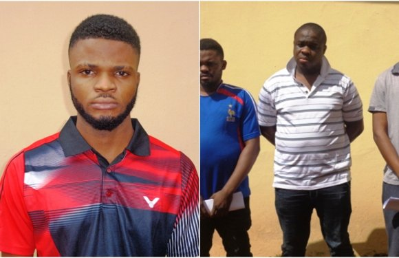 Five 'Yahoo boys' sent to jail in Enugu