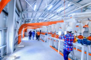 New Flour Mill takes off operations in Akwa Ibom