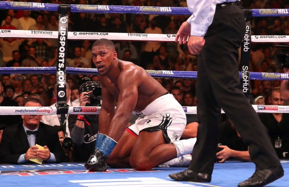 Anthony Joshua reveals one regret after shock defeat to Andy Ruiz in New York