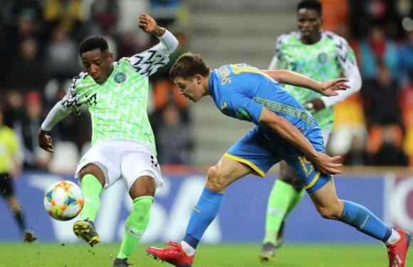 Ukraine vs Nigeria: Fans to pay up to N6,000 for match tickets