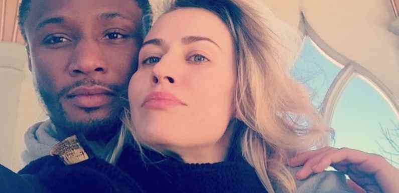 Mikel Obi's relationship with girlfriend, Olga threatened over Turkey move