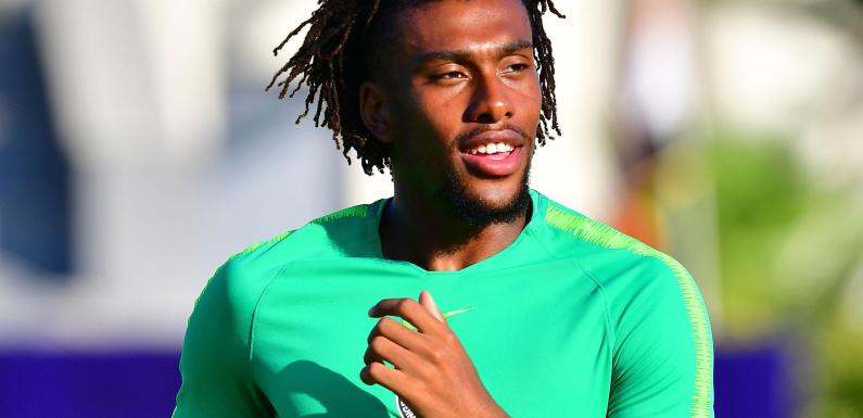 EPL: Alex Iwobi sends emotional message to Arsenal after leaving for Everton