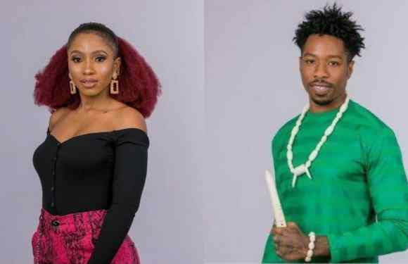 BBNaija: Ike and Mercy emerge head of house