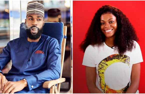 BBNaija: Nigerians react to video of Mike, Jackye in bed together