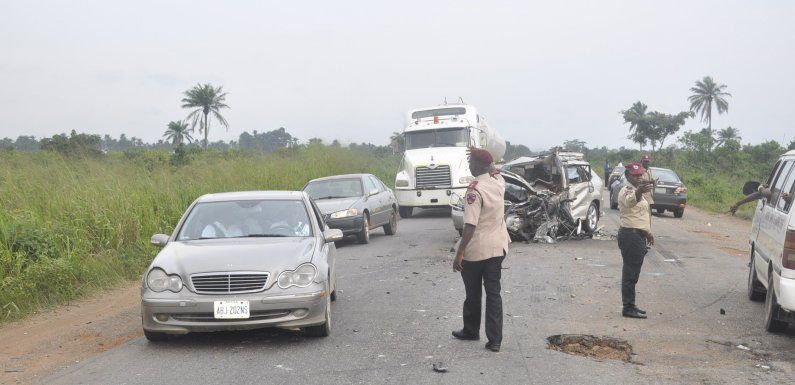 Eight feared dead in Calabar auto crash