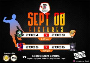 Sunday Alumni League happening again. See fixtures