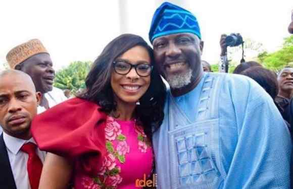 Dino Melaye speaks on being father of ex-BBNaija housemate, Tboss' child