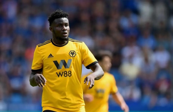EPL's Wolves striker confirms dumping England for Nigeria