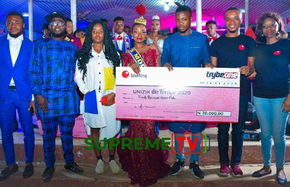 Unizik Fresher's Night in pictures as new Students celebrate admission into University (video)