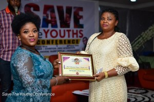 Most Outstanding Student (MOS)(Female) – Happiness Ekerendu