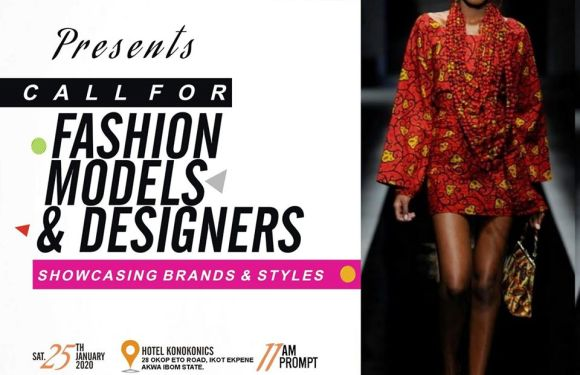 Face of Valentine 2020: Organizers calls for Models and Fashion Designers