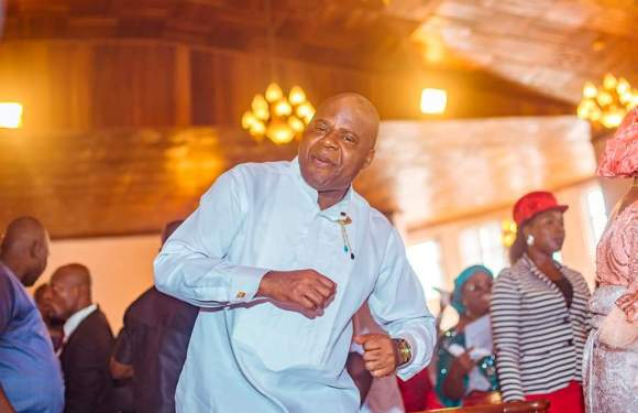 Governor Duoye Diri's Thanksgiving Service in pictures
