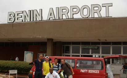 Anxiety In Edo Over Coronavirus Detection As Screening Begins At Benin Airport
