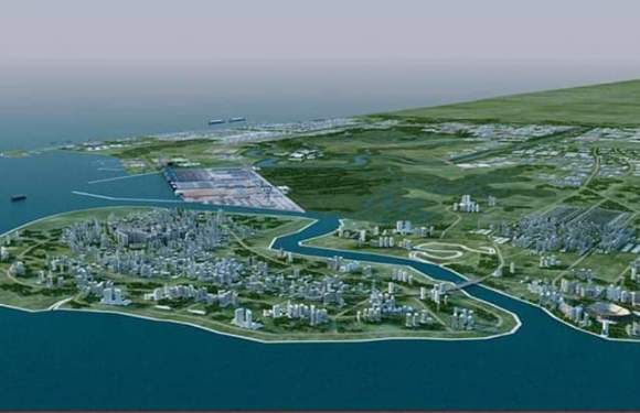 IBOM DEEP SEAPORT: A Maritime Gateway To West And Central African Region