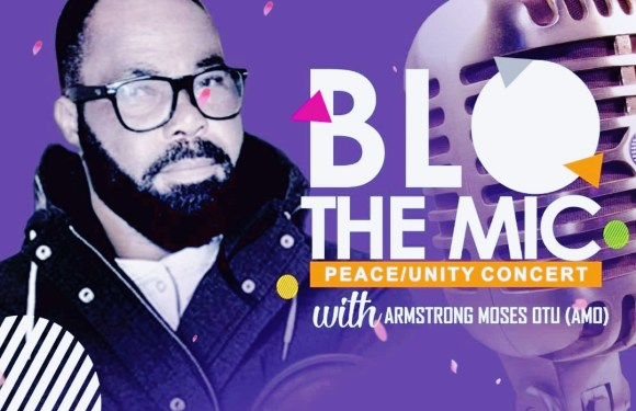'Blo… the Mic' Concert: Nollywood actor, Moses Armstrong holds inaugural meeting with team (Details)