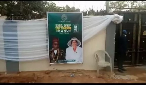Nnamdi Kanu's Parents' Burial: See how Bodies Left Mortuary In Style (Video, Photos)