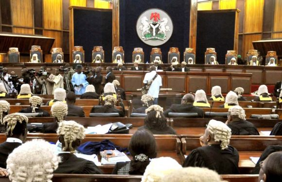 Bayelsa: Supreme Court strikes out APC appeal