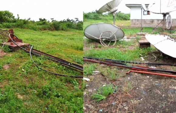 Violent rainstorm destroys AIT, RayPower mast in Bayelsa